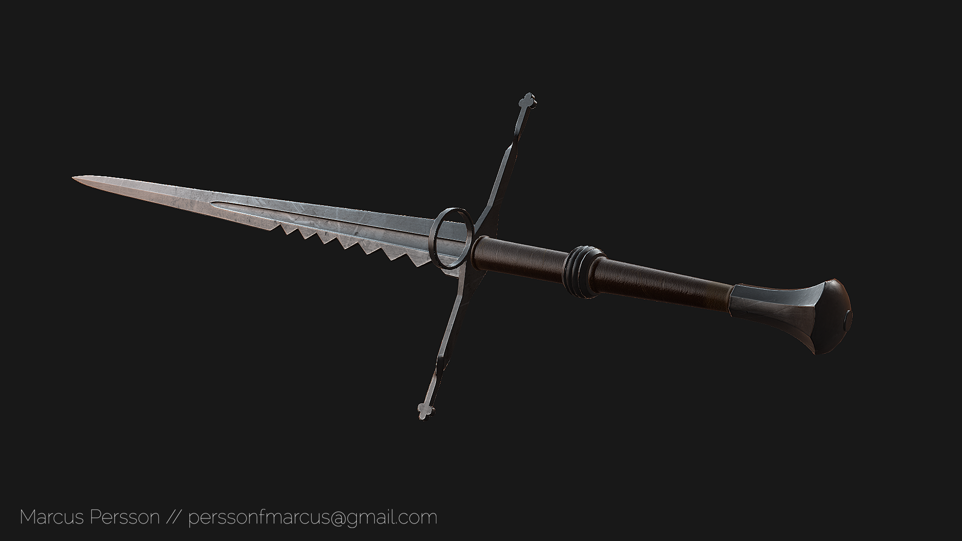 The Witcher 2: Steel Sword